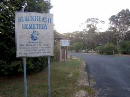 blackheath cemetery