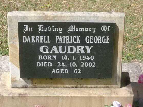 HS Darrell Gaudry