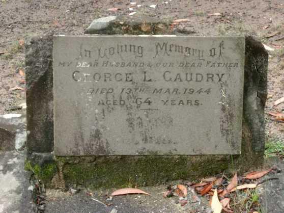 HS George L Gaudry