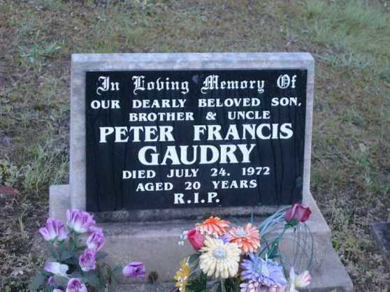 HS PF Gaudry
