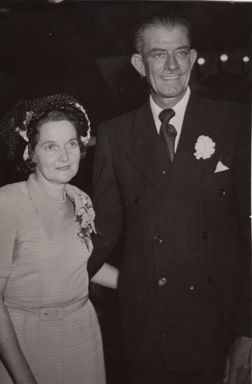 Janet and John Massey