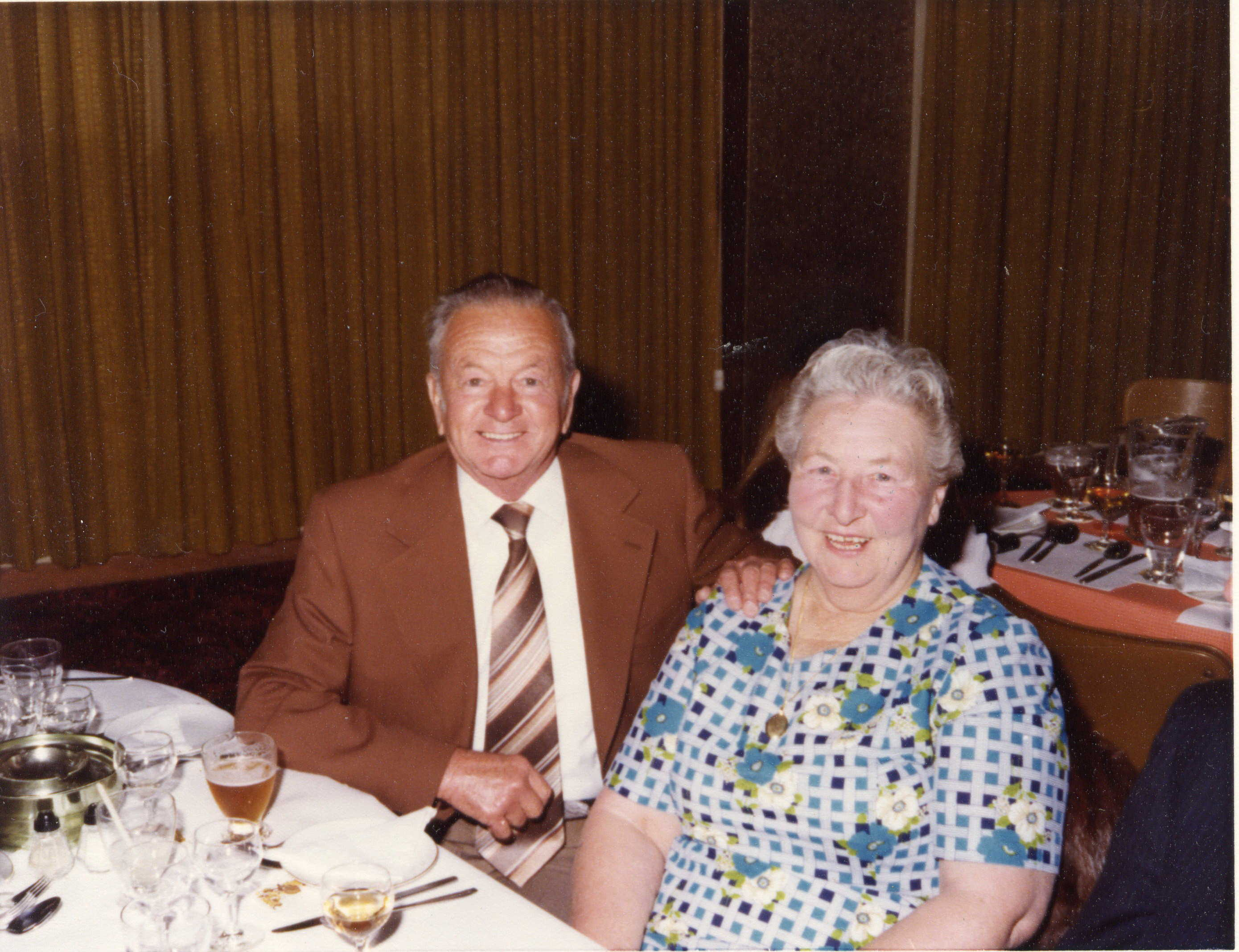 neville and edna gaudry
