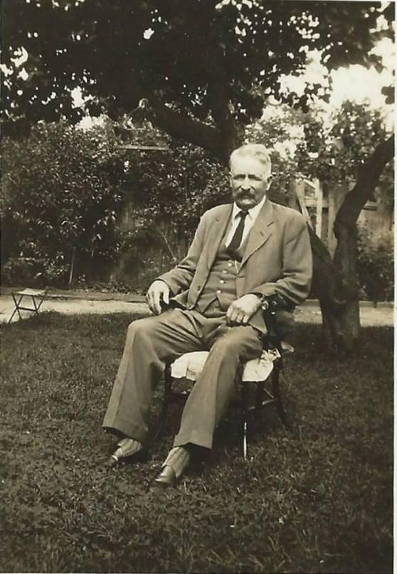 Russell Milleham Wild 1855-1937 80th birthday