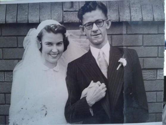 wedding moyah and peter