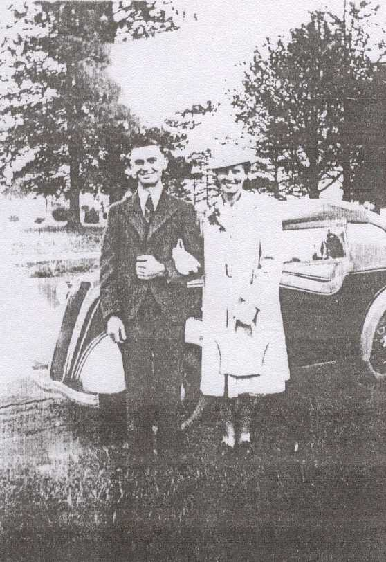 Alan and Marjorie Parsons