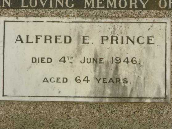 HS Alfred Prince