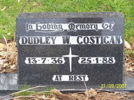 HS Dudley Costigan