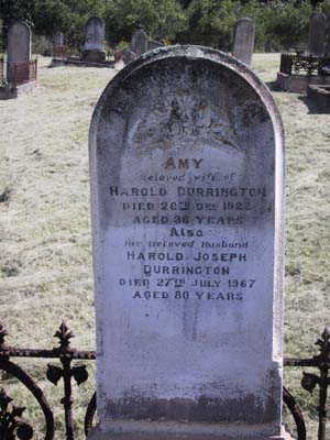 HS Durrington Amy and Harold