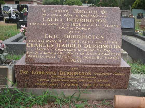 HS Durrington Laura Eric Charles Fay