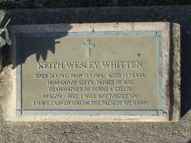 HS Whitten Keith