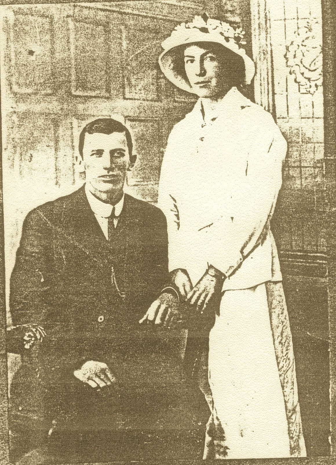 Lockyer Joseph and Jessie Parsons