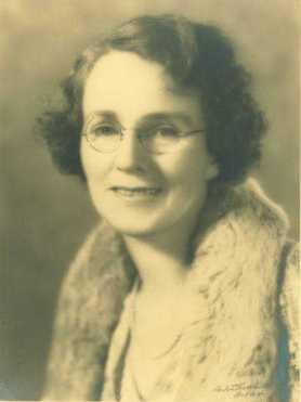 Flora Murray