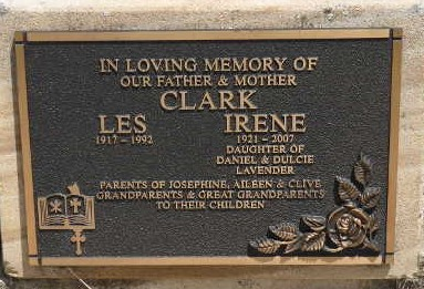 This image has an empty alt attribute; its file name is hs-clark-les-and-irene.jpg